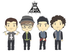 Fall Out Boy by Haoiki