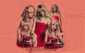TaySwift_Wallpaper by jonatick4ever
