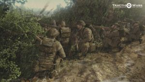 British troops concept by Volcol