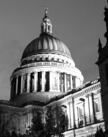 St Paul's Cathedral by CofyAshley