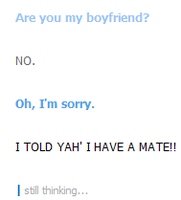 Adventures with CleverBot 5 by FlareTheCon