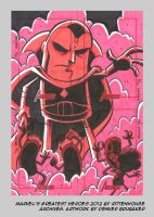 MGH2012 sketchcards 16 by thecheckeredman