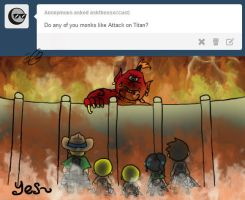 Ask Group: Attack on Titan? by Ethemy