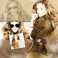 Barbara Palvin PNG PACK by flawlessjlaw