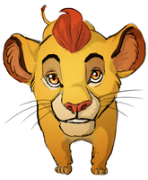 Kion the Lion Guard by xKaseix