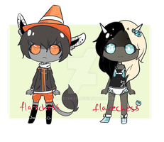 Gray Auction Adopts [CLOSED] by flarechess