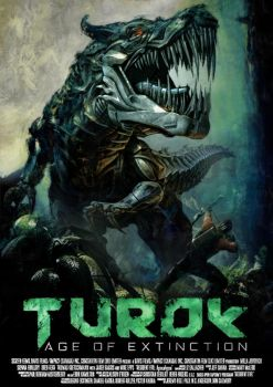 Turok - Age of Extinction by BlueprintPredator