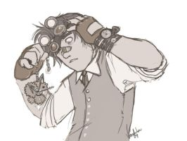 steampunk by YoshiKimos