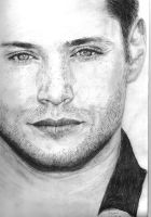 Jensen Ackles/Supernatural by hsr62