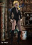 Black Canary by LadyMiralys
