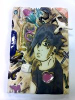 Emo Clay Tile by popete-ruff-ruff