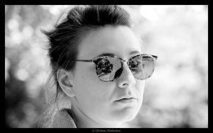 Black And White 7 by cgphotopro