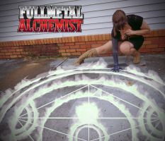 FullMetal by TheDreamerWithin616