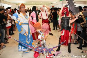 HobbyCon Day 1 - All Star March GROUP by jnalye