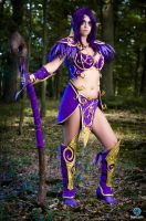 Night Elf - World of Wacraft by MayahCosplay