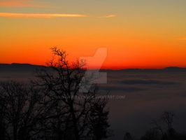 Above The Clouds by davecbend