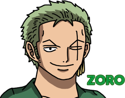 Zoro by SergiART