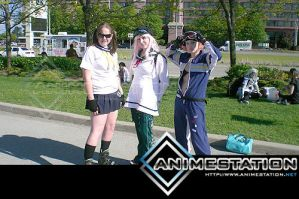 Anime North 2008 Air Gear by whitetiger76