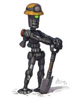 robot from c.c by PAULY-JOE