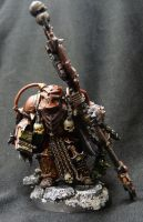 Wierdboy of Khorne by Solav