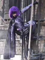 Kick-Ass 2: Hit-Girl by Mark35950