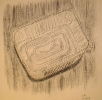 Foil pan by MikeWeasel