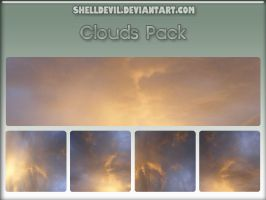 Clouds Pack 22 by shelldevil