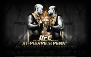 UFC 94: St-Pierre vs. Penn 2 by HWP-Productions