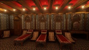Titanic Honor and Glory Turkish Baths by Usmovers02