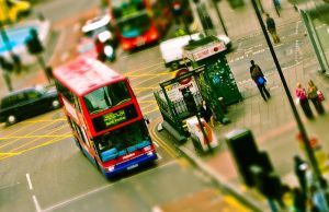 Miniature Bus by bennhardt