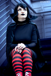 Mavis Dracula: Out there... by NatMatryoshka
