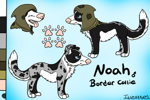 Noah by Raven--Feather