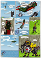Creatures and overseas friends - Page 18 by DisccatFR