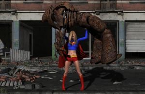 Supergirl  Victory by ash5800940