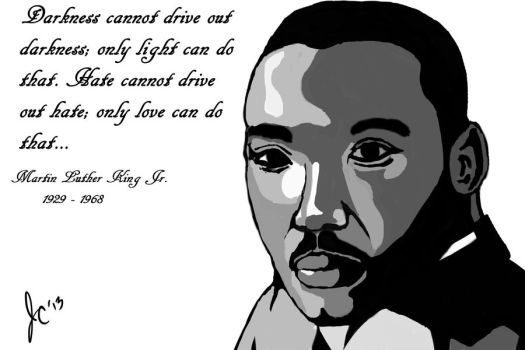 MLK by jcurr87