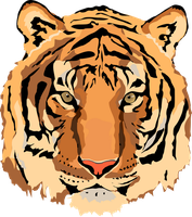 Tiger Vector by pho001boss