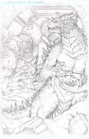 Gfantis Page 4 Pencils by KillustrationStudios
