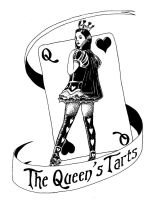 Alice in Derby Land: The Queens Tarts by vulpinoid