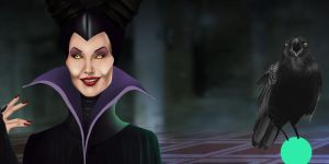 Maleficent update 2 by Cellaneo