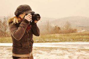 Photographer by che-tina-plant