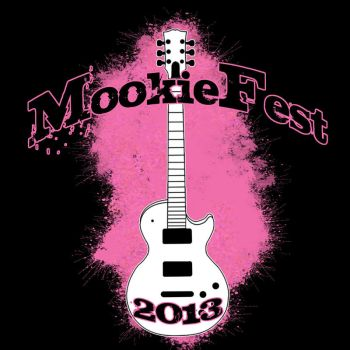 Mookie Fest 2013 T-Shirt by ChrisSummersArts