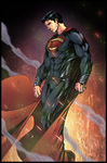 Man of Steel by Furlani