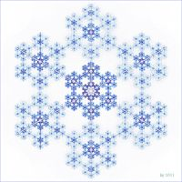 Classic Snowflake-Challenge111 by terforpova