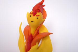 Flame Prince Bust by G-ROP