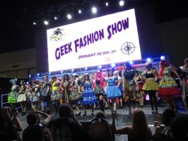 Comikaze Expo 2014: Geek Fashion Show 65 by iancinerate