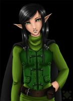 Yuehans Avatar by Project-Drow