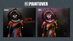 012 Paintover by muzski