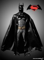 Batman Costume in Superman/Batman Movie by Timetravel6000v2