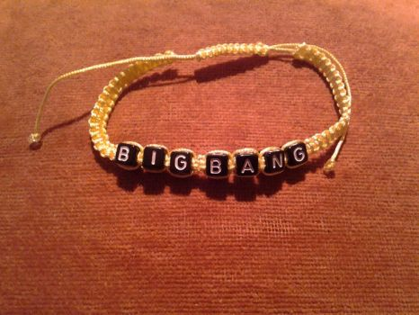 Big Bang Macrame Bracelets by bloodbendingmaster97