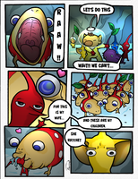 Pikmin 1 1/2 by Dominosaur